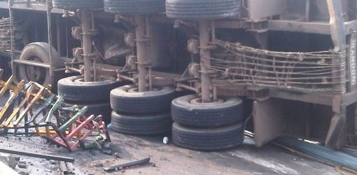 ACCIDENT CLAIMS 4 LIVES ON LAGOS/IBADAN EXPRESSWAY