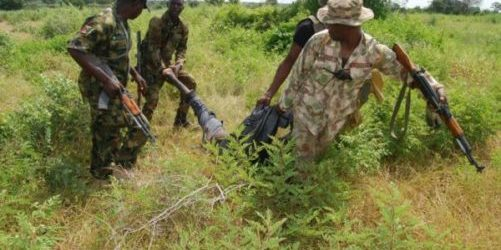 NIGERIAN TROOPS KILL 76 BOKO HARAM TERRORISTS, CHAD KILLS 48