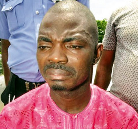 SUSPECTED CULTIST ARRESTED AFTER THREATENING TO KILL A POLICE DPO IN LAGOS