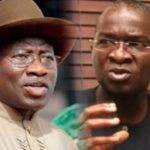 THE IMMINENT RECESSION NIGERIA WAS FACING MADE GOODLUCK JONATHAN CONCEDE DEFEAT IN 2015 – FASHOLA CLAIMS