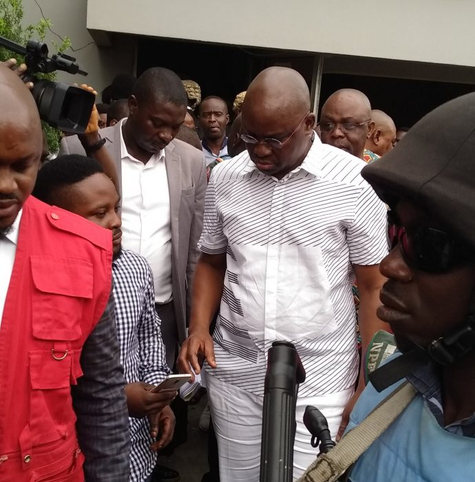 N2.2BN FRAUD: COURT GRANTS FAYOSE N50 MILLION BAIL