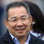 LEICESTER CITY OWNER IN CRASHED HELICOPTER