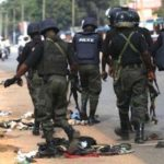 POLICE FOIL BANK ROBBERY ATTEMPT , KILL 2 ROBBERS IN NASARAWA