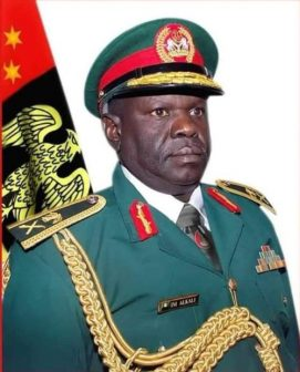 GENERAL ALKALI TO GET BEFITTING BURIAL, SAYS ARMY