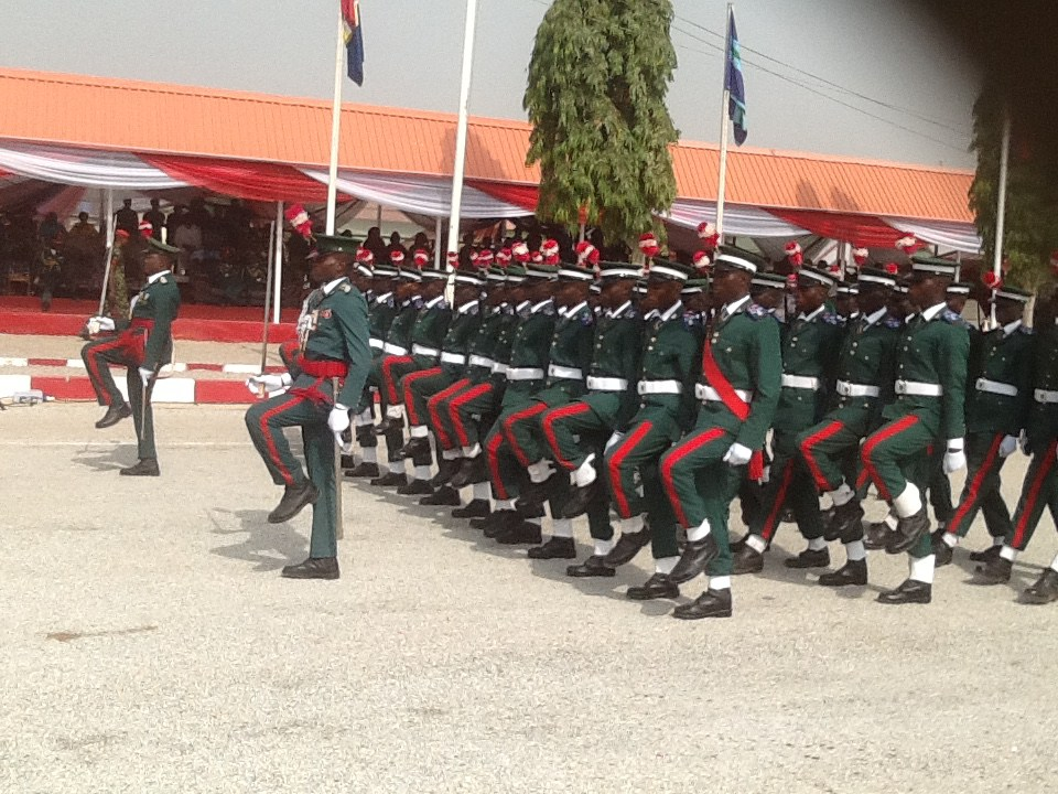 NIGERIAN ARMY ESTABLISHES HUMAN RIGHTS DESK