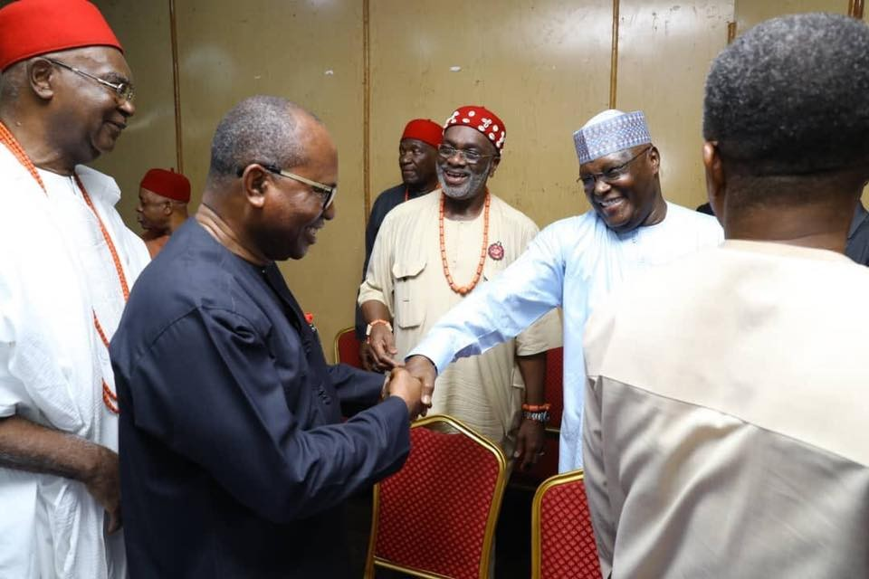 """2019: """"ATIKU'S ACCEPTANCE IN SOUTH EAST, OTHER ZONES HAS MADE BUHARI, APC JITTERY"""" PDP"""