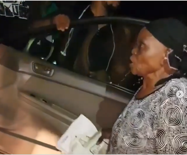 DUNCAN MIGHTY SURPRISES WIDOW WITH A BRAND NEW TOYOTA CAMRY