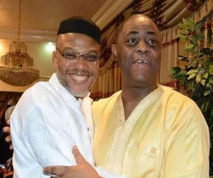 FEDERAL HIGH COURT APPROVES THE ARREST AND TRIAL OF FANI-KAYODE, ABARIBE, OTHERS OVER NNAMDI KANU'S ESCAPE