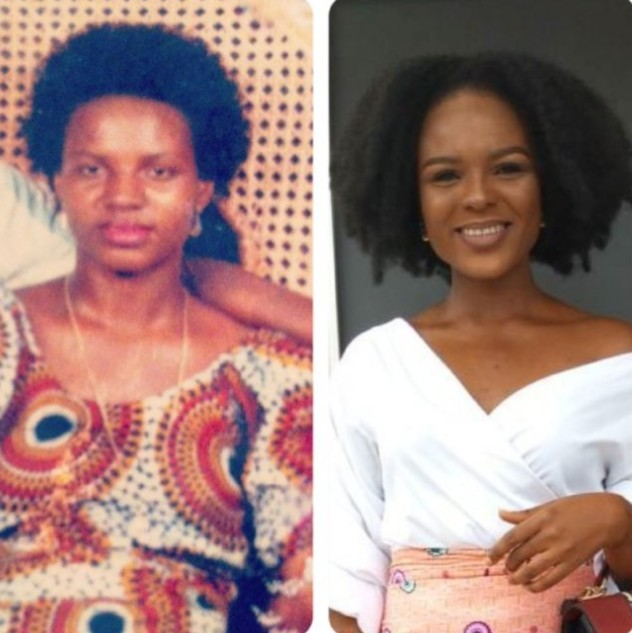 NIGERIAN LADY STARTS A SEARCH FOR HER MOTHER WHO LEFT HOME 21 YEARS AGO AFTER TELLING THEM THEY'LL NEVER SEE HER AGAIN