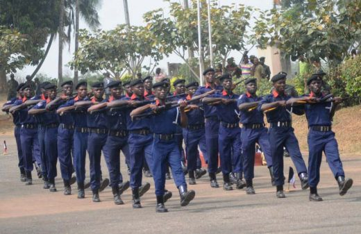 NSCDC ARRESTS 2 OVER N2.4M FRAUD, CURRENCY RACKETEERING