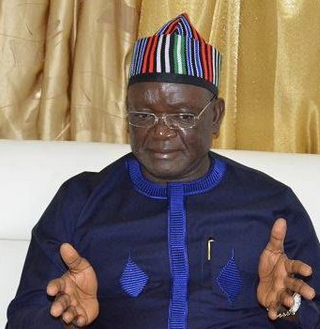 EFCC HAS BECOME A DEPARTMENT IN APC- GOVERNOR ORTOM