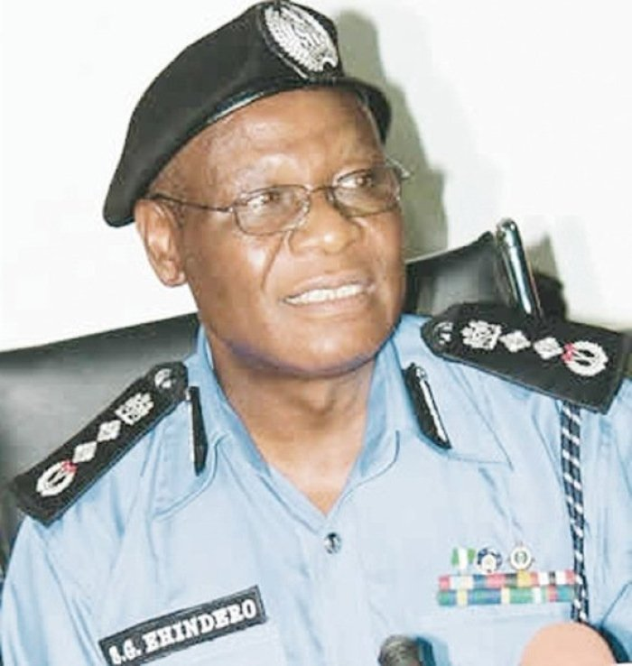 FORMER IG EHINDERO, CP ARRAIGNED FOR FRAUD