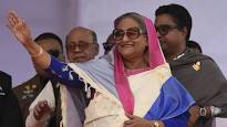 BANGLADESH ELECTION: PM HASINA CONFIDENT OF VICTORY