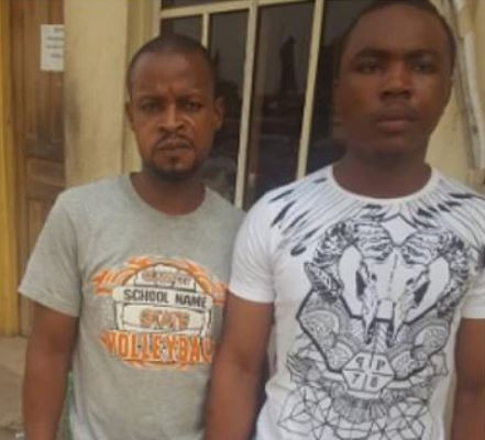 HOUSE-HELP ARRESTED IN LAGOS FOR STEALING HIS BOSS' CAR AND $5K AFTER JUST 11 DAYS ON THE JOB