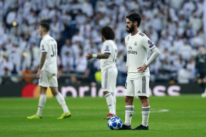 MADRID SUFFER 3-0 SHOCK CHAMPIONS LEAGUE DEFEAT TO CSKA MOSCOW