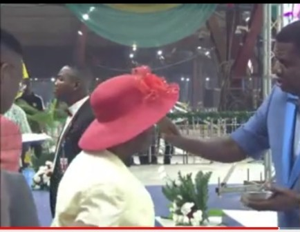 REDEEMED CHURCH ENDS HOLY GHOST CONGRESS, MEMBERS RECEIVE ANOINTMENT