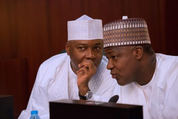 SARAKI ORDERS POLICE, DSS TO SECURE NASS COMPLEX FOR TUESDAY'S PLENARY