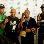 DR OBY EZEKWESILI, FELA DUROTOYE, 2BABA HANG OUT TO WATCH POWER OF 1