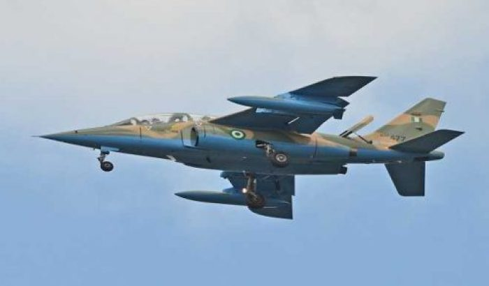 ATTACKS: NAF DEPLOY AIRCRAFTS ON SPECIAL OPERATIONS IN SOKOTO