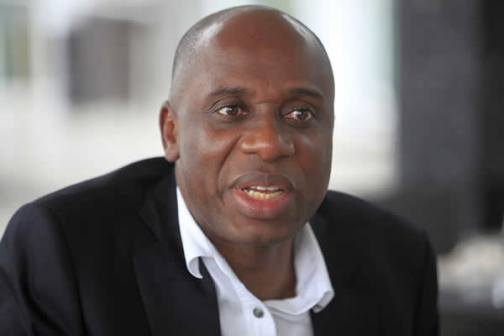 HOW TO END LAGOS GRIDLOCKS — AMAECHI