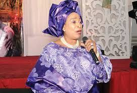 RISE UP AND PRAY FOR NIGERIA, ATIKU'S WIFE URGES WOMEN