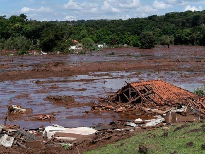 BRAZIL DAM DISASTER: DEATH TOLL HITS 58, 305 MISSING