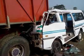 FULL-LOADED COMMERCIAL BUS CRASHED IN BAUCHI, 19 PEOPLE KILLED