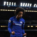 WILLIAN'S STRIKE ENSURES CHELSEA CLAIM ALL THREE POINTS