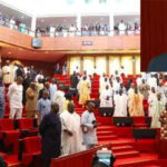 SENATE TO RECONVENE ON TUESDAY JANUARY 29TH OVER ONNOGHEN'S SUSPENSION