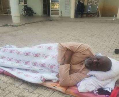 SENATOR DINO MELAYE GETS BAIL ON HEALTH GROUNDS