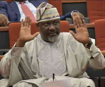 HERE'S A FULL LIST OF THE FRESH 9-CHARGES SLAMMED AGAINST DINO MELAYE BY THE POLICE