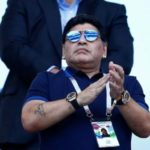 MARADONA IN HOSPITAL, GOES FOR ENDOSCOPY