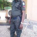 PHOTO: UNKNOWN GUNMEN KILL POLICE ORDERLY TO EDO LOCAL GOVT CHAIRMAN