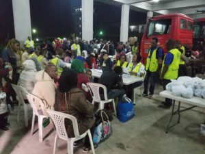 162 NIGERIANS RETURN FROM LIBYA, 4 ALREADY PREGNANT