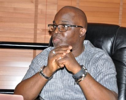 NFF PRESIDENT, AMAJU PINNICK REACTS TO REPORTS OF HIS TRAVEL BAN AND PROSECUTION BY PRESIDENT BUHARI