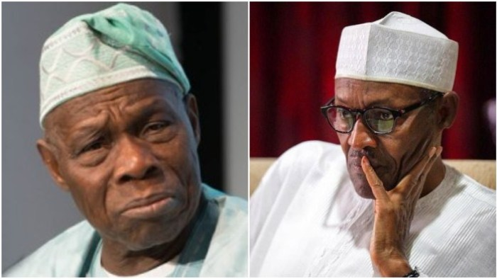 I NEVER SPENT 104 CONSECUTIVE DAYS OUTSIDE NIGERIA LIKE BUHARI DID ON MEDICAL VACATION – OBASANJO
