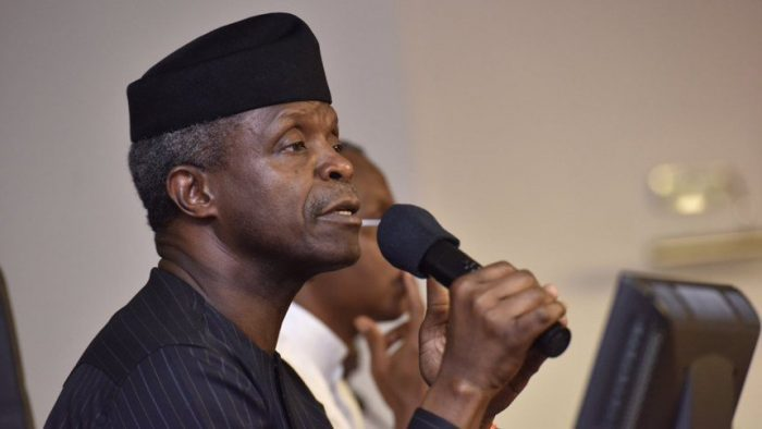CORRUPTION: ALL RETURNED LOOTED FUNDS WILL BE JUDICIOUSLY UTILISED – OSINBAJO