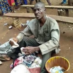 PASTOR NABBED WITH BAG FILLED WITH FEMALE PANTS AND BRA IN AUCHI, EDO STATE