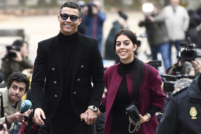 CRISTIANO RONALDO JAILED 2 YEARS FOR TAX FRAUD