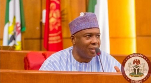 SARAKI IS A LIAR, POLICE REPLY SENATE PRESIDENT ON ATTACK AGAINST HIM