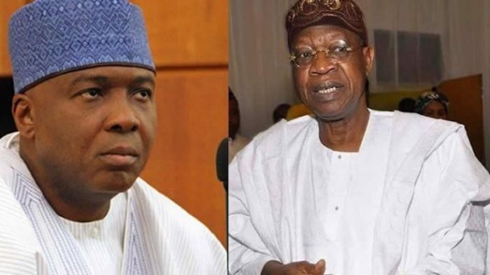 SARAKI'S LOYALISTS IN FEDERAL EXECUTIVE POSITIONS TO BE BOOTED OUT – LAI MOHAMMED