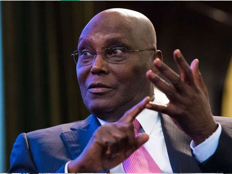 ATIKU EXPLAINS WHY HE STAYED AWAY FROM AMERICA FOR 13 YEARS