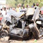 TRAGEDY: MOTHER, CHILD, CORPS MEMBER, 12 OTHERS KILLED IN EKITI ROAD ACCIDENT