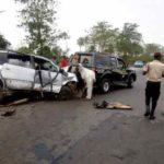 8 KILLED, PREGNANT WOMAN, BOY INJURED IN ACCIDENT ON LAGOS/ABEOKUTA EXPRESSWAY