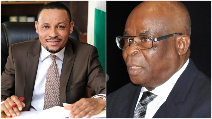 ONNOGHEN TO CCT CHAIRMAN: I CAN'T APPEAR BEFORE YOU, YOU'RE A TAINTED ARBITER