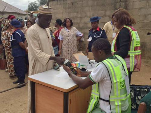 RESCHEDULED ELECTIONS COULD ENCOUNTER SETBACK IN 13 STATES DUE TO INEC STAFF SHORTAGE