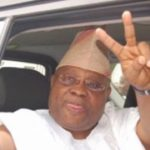 TRIBUNAL DECLARES PDP'S ADELEKE WINNER OF OSUN GOVERNORSHIP POLL