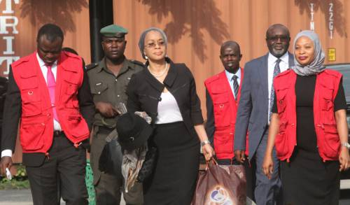 EFCC EXPLAINS REASONS FOR REARRESTING JUSTICE OFILI-AJUMOGOBIA