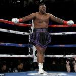 ANTHONY JOSHUA'S US DEBUT IS IN DOUBT AS OPPONENT JARRELL 'BIG BABY' MILLER 'FAILS DRUGS TEST