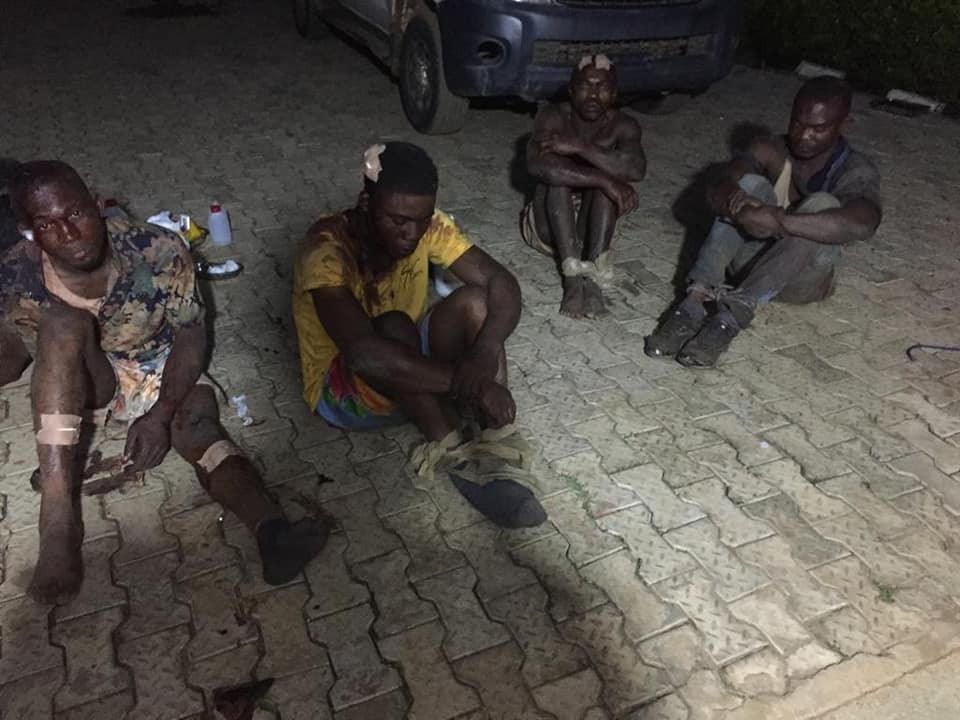 TROOPS ARREST 5 KIDNAPPERS, RESCUE 5 HOSTAGES IN ONDO